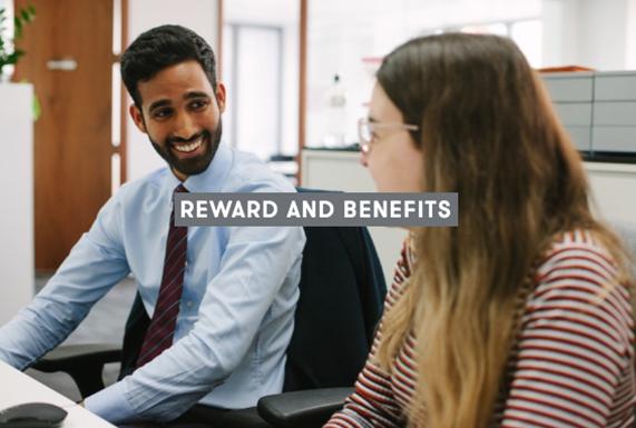 Reward and benefits