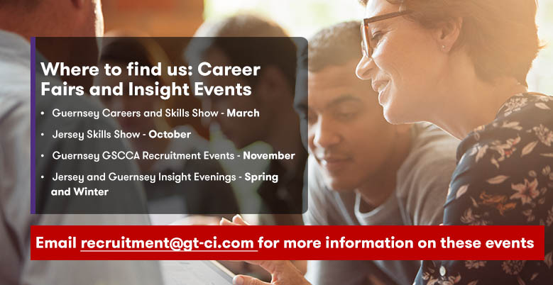 Insight Evenings and Career Fairs