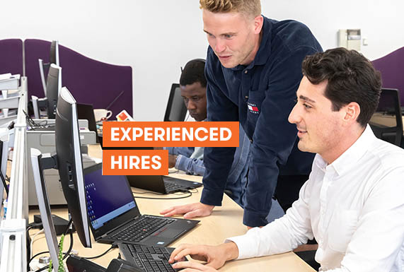 Experienced Hires